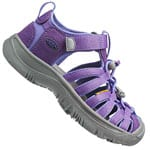 Keen Whisper Y Kinder-Sandale 1014256 Purple Heart/Periwinkle