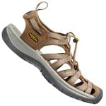 Keen Whisper W Damen Sandale Coffee Liqueur/Keen Yellow