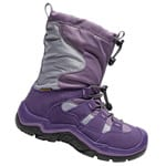 Keen Winterport II WP Youth Winterstiefel Purple Plumeria/Alloy
