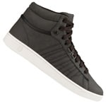 K-Swiss Hoke Mid CMF Herren-Sneaker Raven/Cloud Dancer