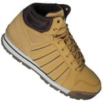 K-Swiss Norfolk Herren-Schuhe Amber Gold/Chocolate