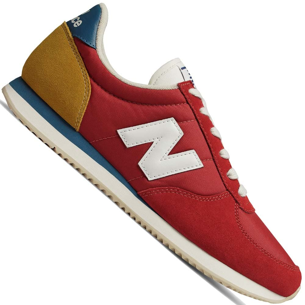 New Balance 220 Sneaker Red/Yellow