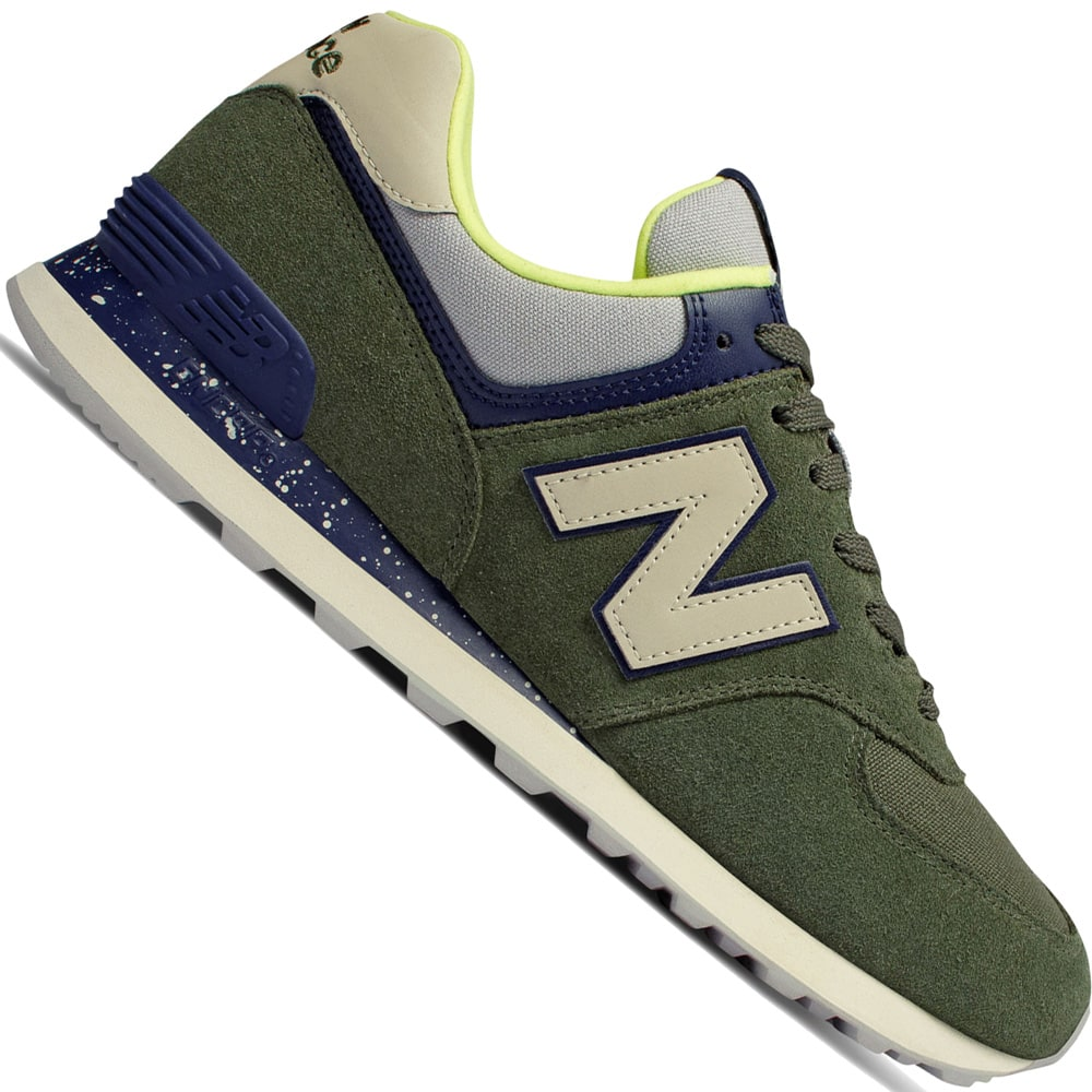 hot sale online bed6e b6bd7 New Balance 574 Sneaker 2018