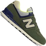 New Balance 574 Herren-Sneaker Covert Green
