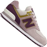 New Balance 574 Sneaker Pink/Rose