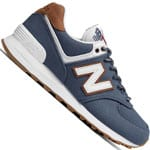 New Balance 574 Sea Escape Damen-Sneaker Blue