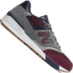 New Balance 597 Herren-Sneaker Grey/Red