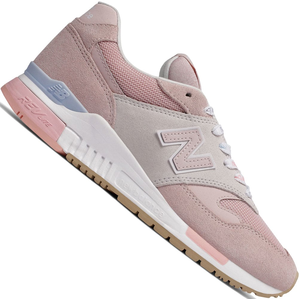 51214969a322cb New Balance 840 Damen-Sneaker Conch Shell Rose