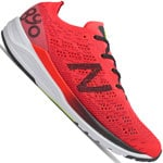 New Balance 890v7 Laufschuhe Red Black
