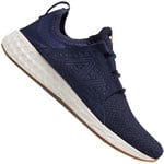 New Balance Fresh Foam Cruz Herren-Laufschuhe Navy