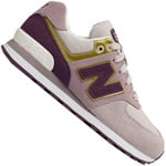 New Balance 574 Kinder-Sneaker Pink/Rose