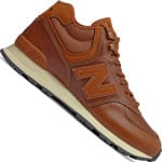 New Balance Mid Leather Herren-Winterschuh Canyon
