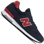 New Balance ML565NTW Navy/Red