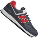New Balance ML574SCJ Thunder/Red