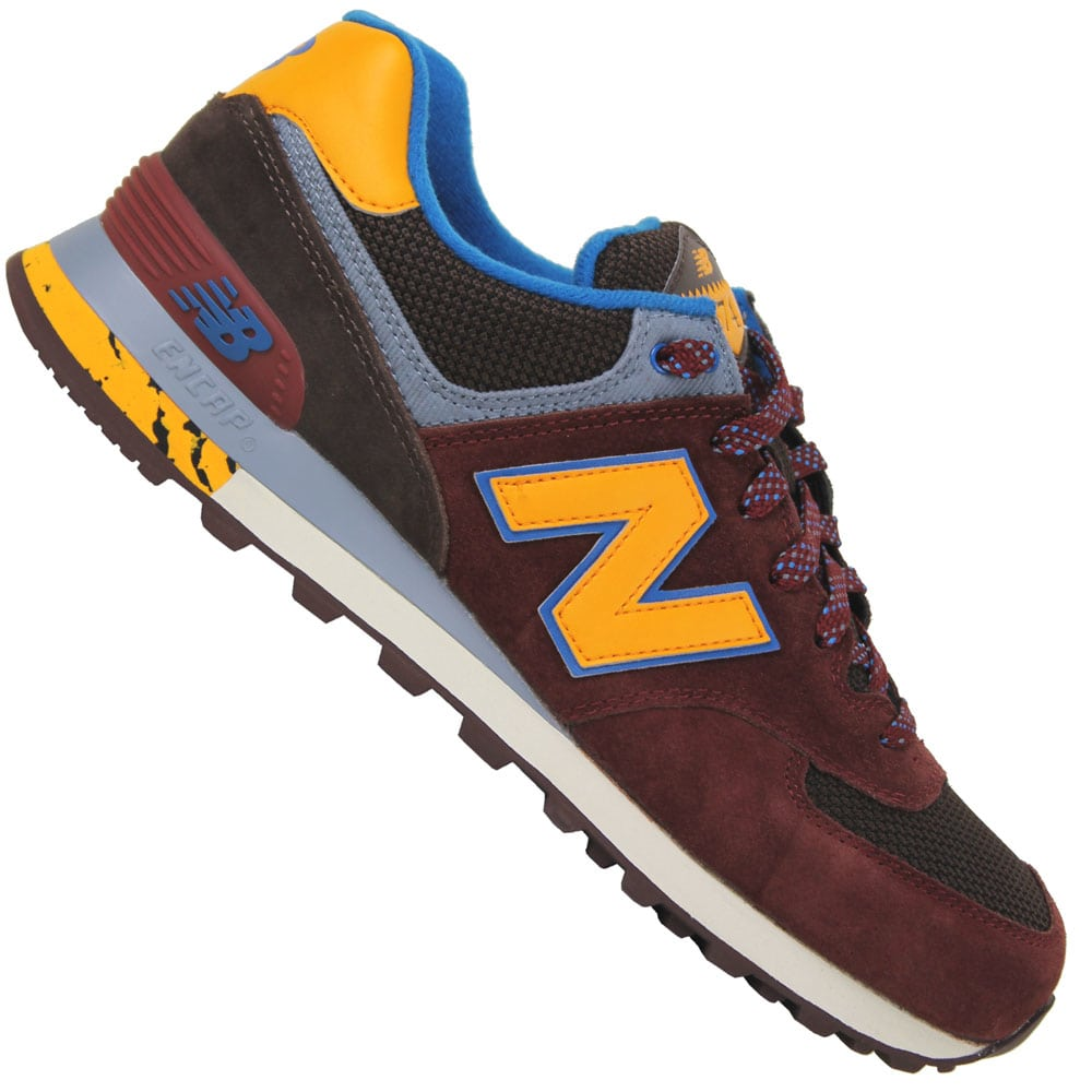 new balance 574 herren sneaker grau rotavirus. Black Bedroom Furniture Sets. Home Design Ideas