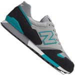 New Balance 446 80s Running Herren-Sneaker Grey/Black