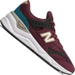 New Balance X-90 Reconstructed Damen-Sneaker Burgundy/Bordeaux