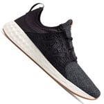 New Balance Fresh Foam Cruz Herren-Sneaker Black/White