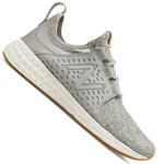 New Balance Fresh Foam Cruz Damen-Laufschuhe Grey/White
