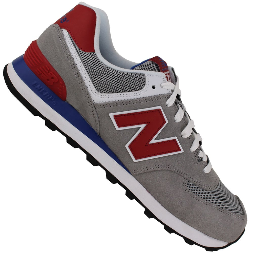 new balance ml574 grau