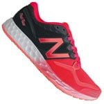 New Balance W1980WP Fresh Foam Laufschuhe 413791-50 White/Pink-3