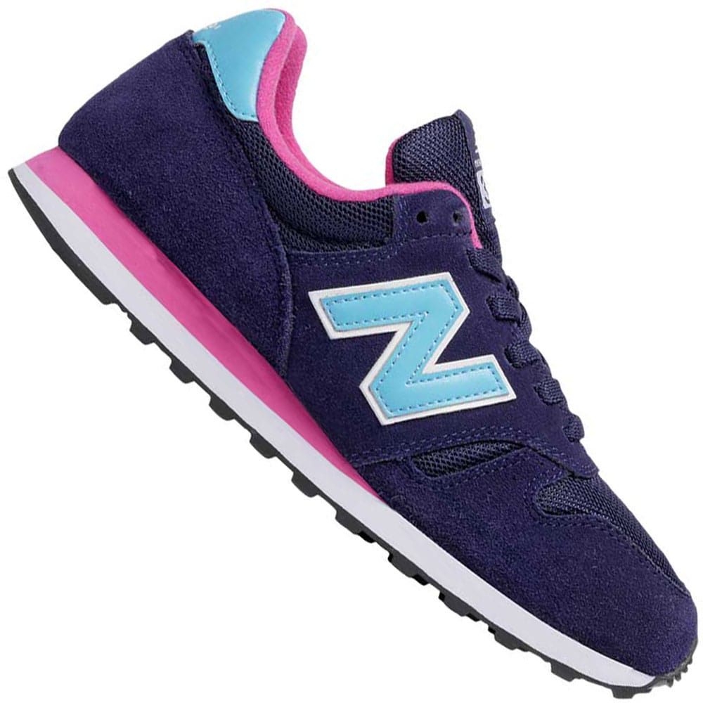 new balance sneaker damen navy