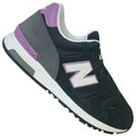 New Balance WL565BP Damen-Sneaker Black