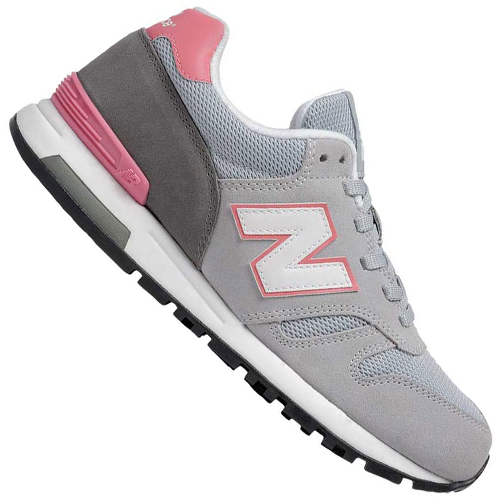 new balance damen grau