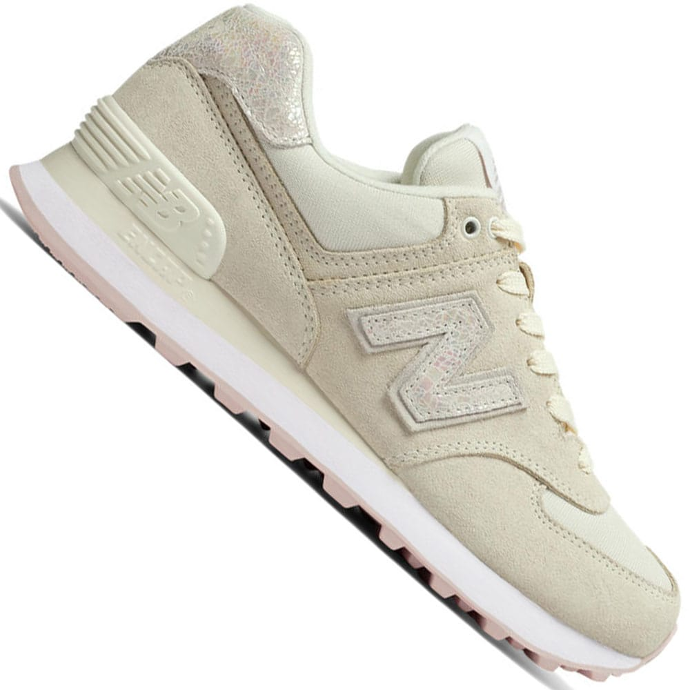 new balance damen off white