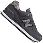 New Balance Damen-Sneaker Dark Grey
