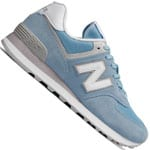 New Balance 574 Damen-Sneaker Clear Sky