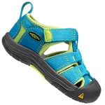 Keen Newport H2 T Kinder Sandale Hawaiian Blue/Green Glow