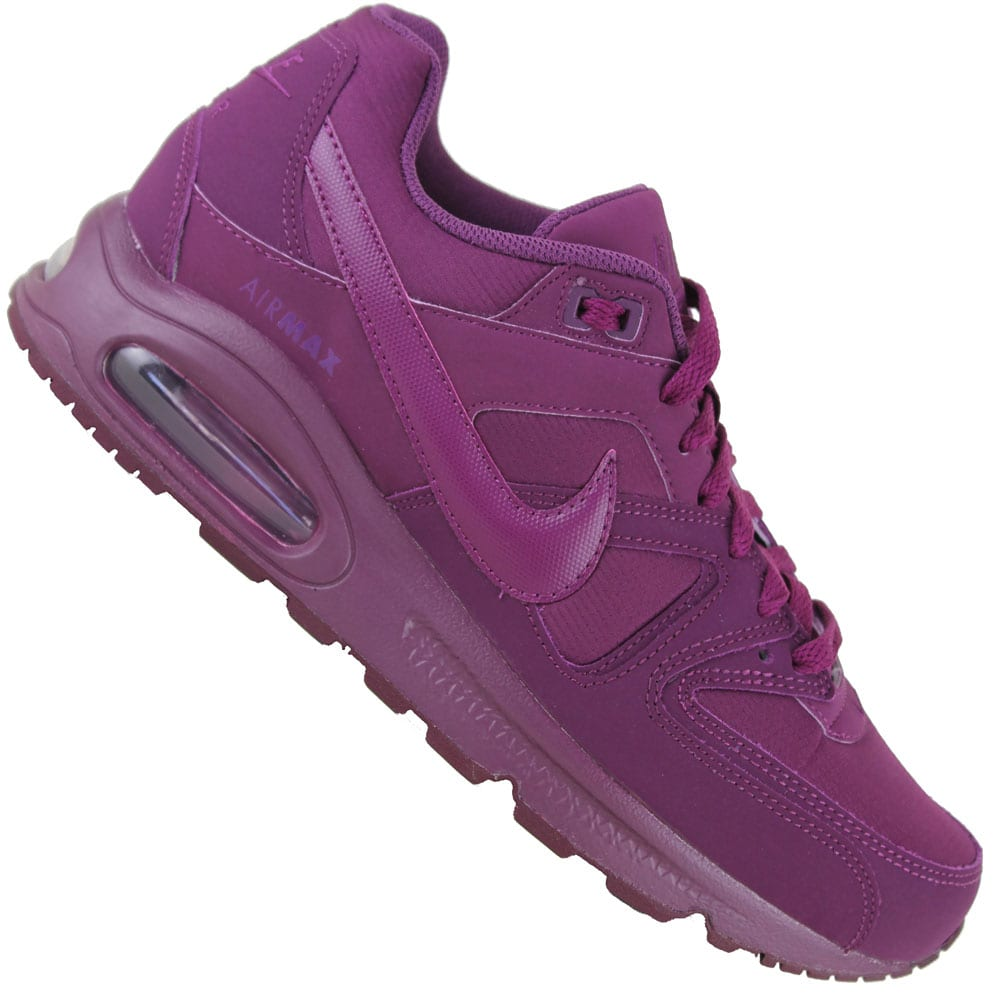 best sneakers cdc85 82833 Nike WMNS Air Max Command Damen-Sneaker 397690-555 Mulberry Mulberry