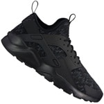 Nike Air Huarache Herren-Sneaker Black Dark Grey