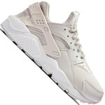 Nike Air Huarache Run Damen-Sneaker Phantom/Light Bone