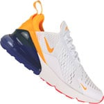Nike Air Max 270 Damen-Sneaker White/Laser Orange