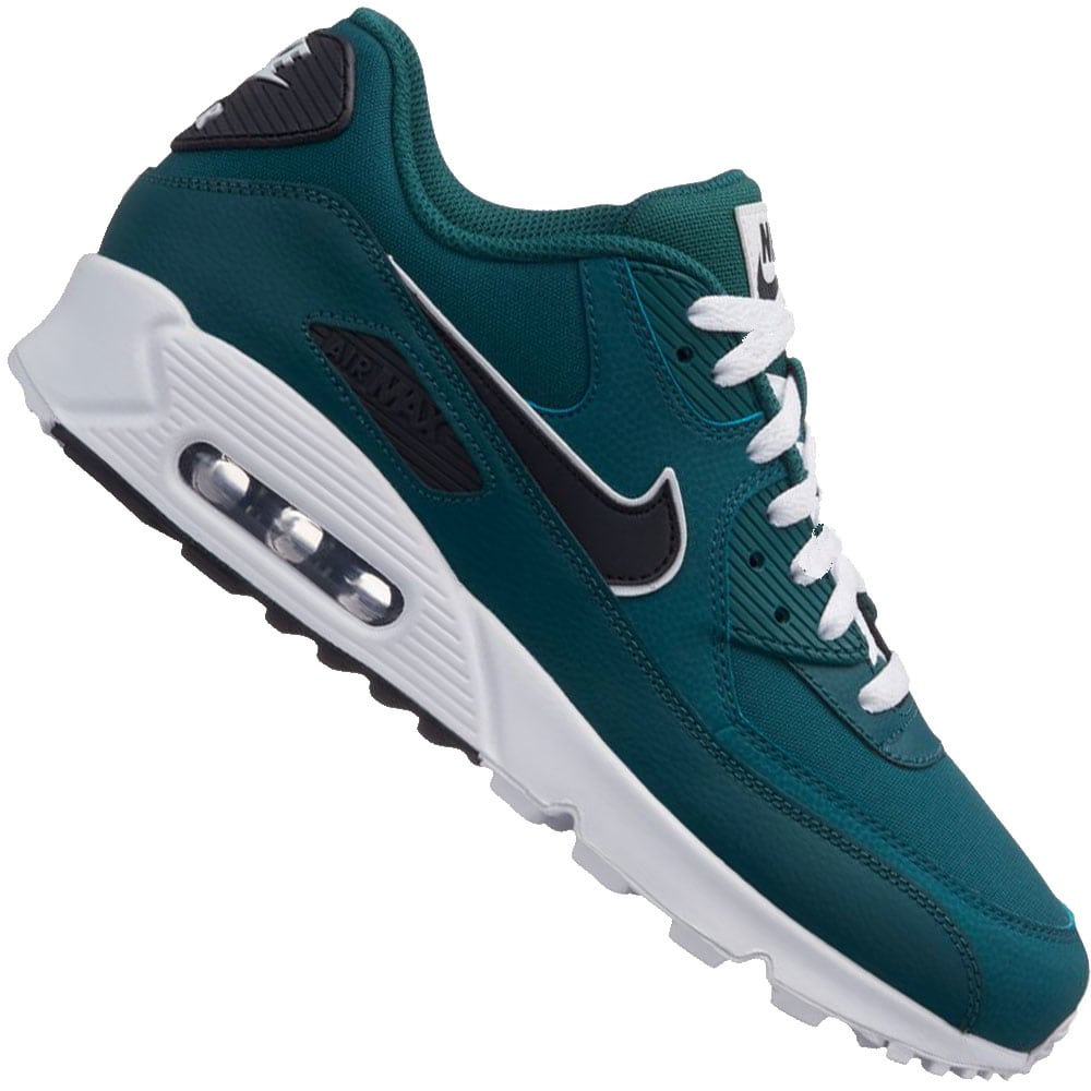 purchase cheap 2d14e e1ba1 Nike Air Max 90 Essential Herren-Sneaker Rainforest
