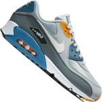 Nike Air Max 90 Essential Sneaker Wolf Grey/White