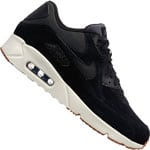 Nike Air Max 90 Ultra 2.0 Leather Herren-Sneaker Black