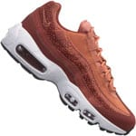 Nike Air Max 95 Premium Damen Sneaker Burnt Orange
