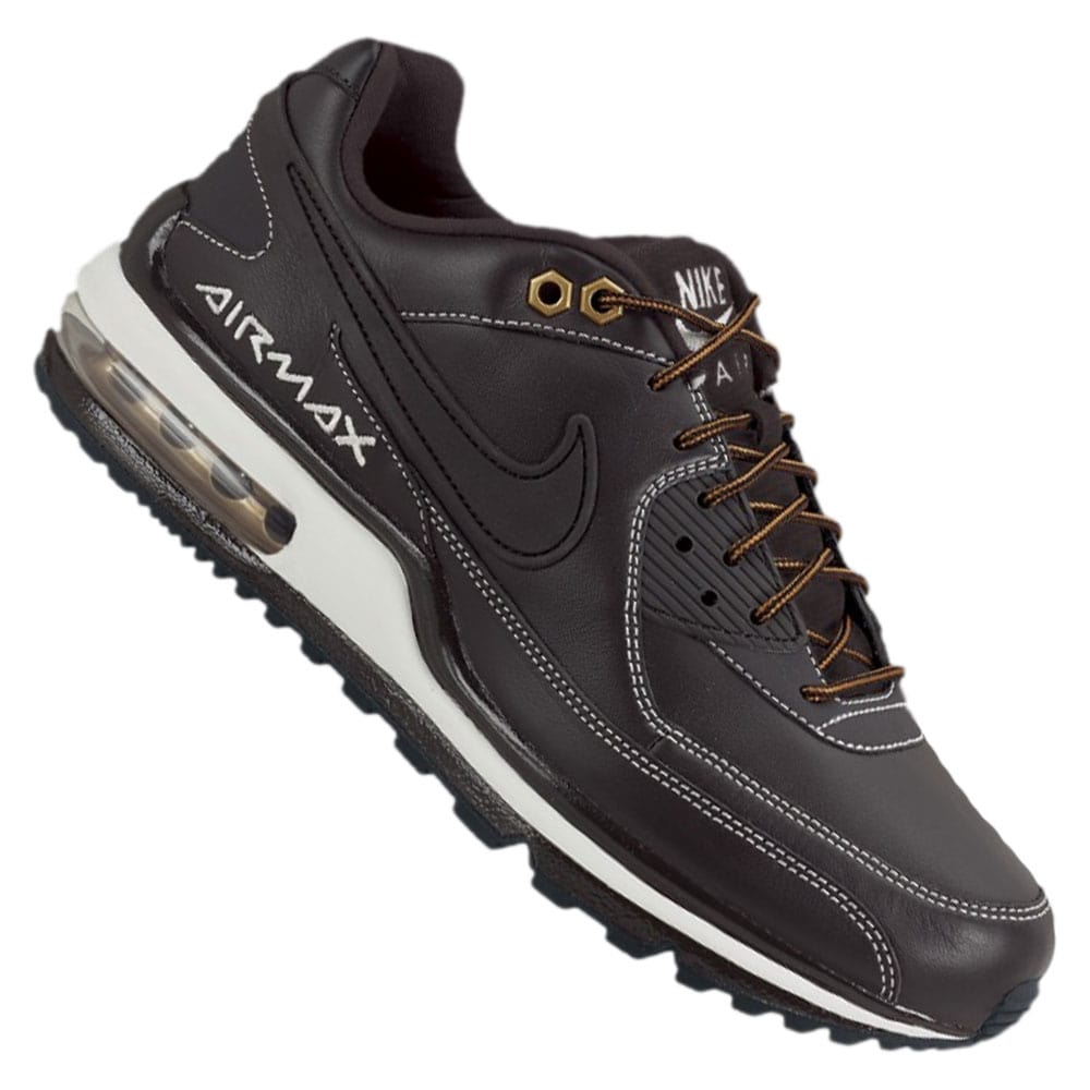 air max LTD II noir or