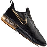 Nike Air Max Sequent 4 Sneaker Black