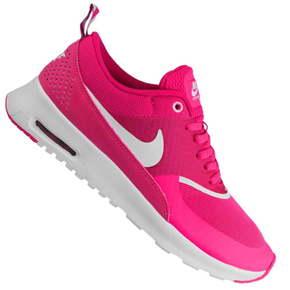 nike air max thea wms damen sneaker 599409 602 pink white. Black Bedroom Furniture Sets. Home Design Ideas