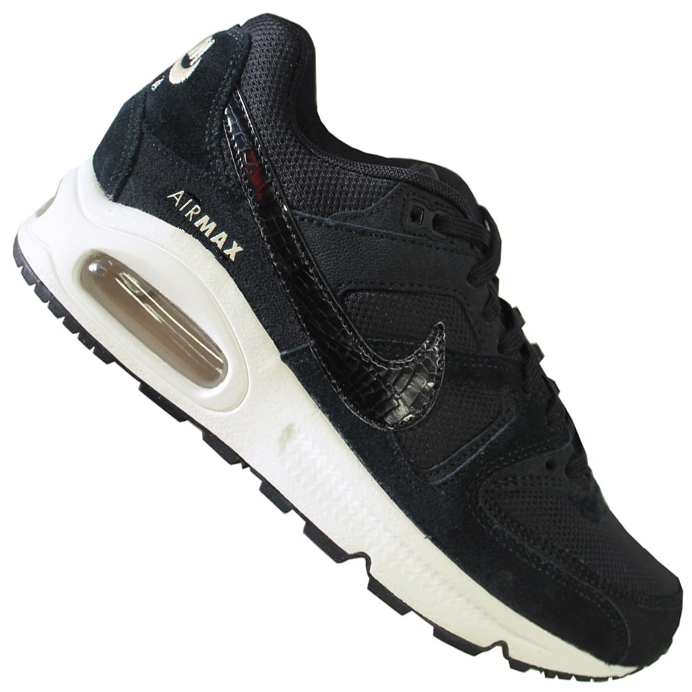 Nike Air Max Command Damen-Sneaker Black/BlackWhite/Oatmeal