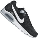 Nike Air Max Command Leather Sneaker Black/White/Grey