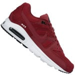 Nike Air Max Command PRM Herren-Sneaker Team Red/Black-Whit