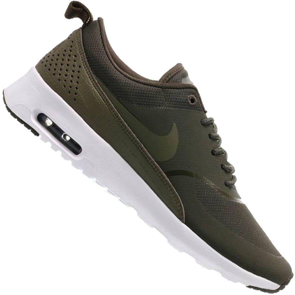 Nike Air Max Thea Damen-Sneaker 599Cargo Khaki/Medium Olive | Fun ...