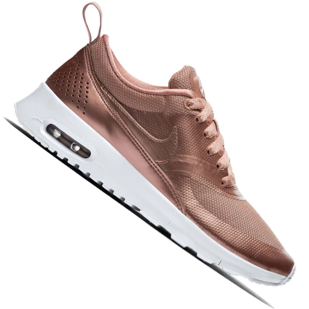 nike air max thea bronze damen. Black Bedroom Furniture Sets. Home Design Ideas