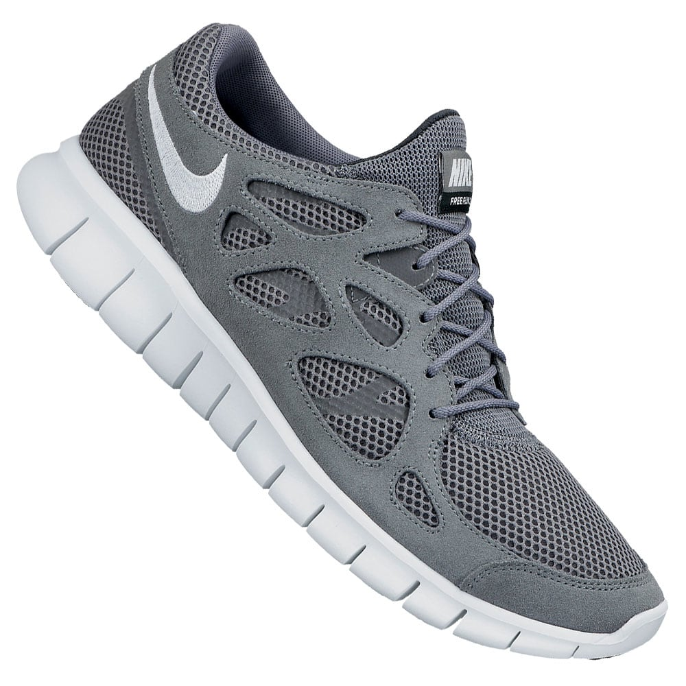 Nike Free Run 2 Herren-Laufschuh 537732 012 Cool Grey/White-Cool ...