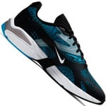 Nike Ghoswift Black/White-Blue Stardust